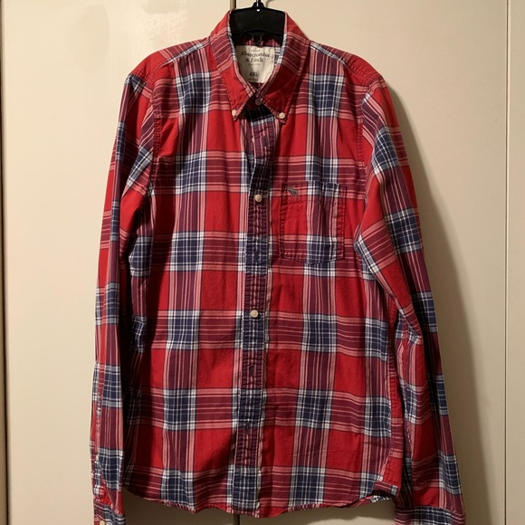 Abercrombie & Fitch Other - Men's button down shirt